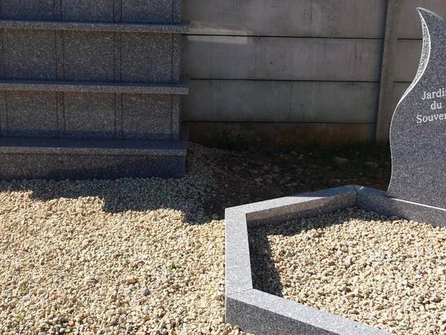 Création d'un columbarium à Villedaigne