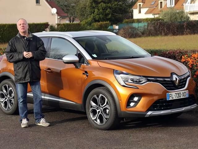 Renault Captur 1.0 TCe 100 ch (2019) à l'essai ! [VIDEO]