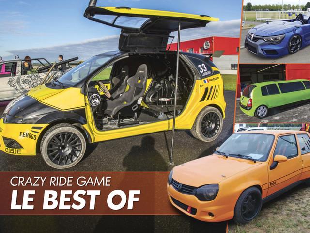 Crazy Ride Game : les créations les plus délirantes
