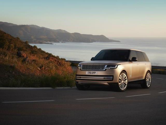 Range Rover (2022) : une cinquième génération entre tradition et modernité