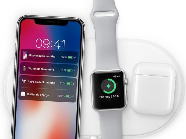 Apple mentionne l'AirPower aux côtés de la Smart Battery Case pour l'iPhone XS
