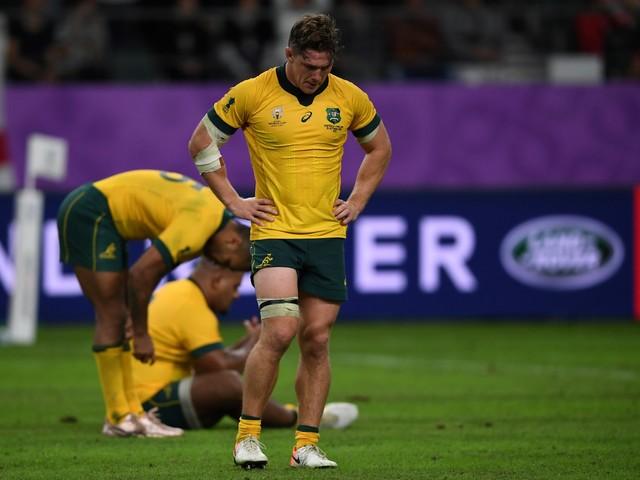 Mondial de rugby: l'Angleterre écrase l'Australie et fonce en demi-finale
