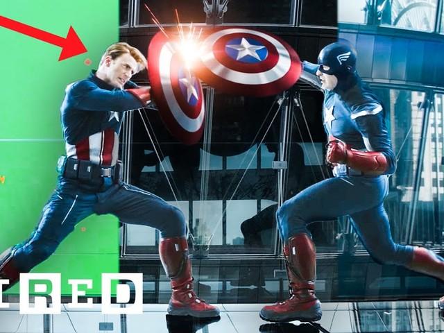Découvrez le travail titanesque derrière les effets visuels d'Avengers : Endgame