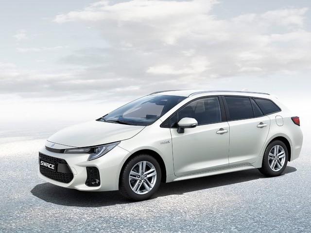 Actualité : Après un clone du RAV4, Suzuki présente la Swace, un break hybride sur base Toyota