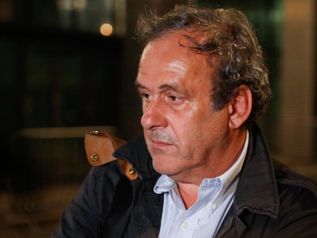 Attribution du Mondial-2022 au Qatar : Michel Platini sorti de garde à vue
