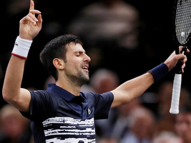 Paris-Bercy: Djokovic tient sa finale