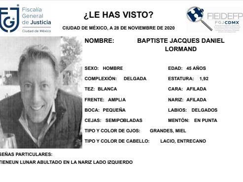 Un homme d'affaires français retrouvé mort à Mexico, les mains attachées dans le dos: sa famille avait signalé sa disparition