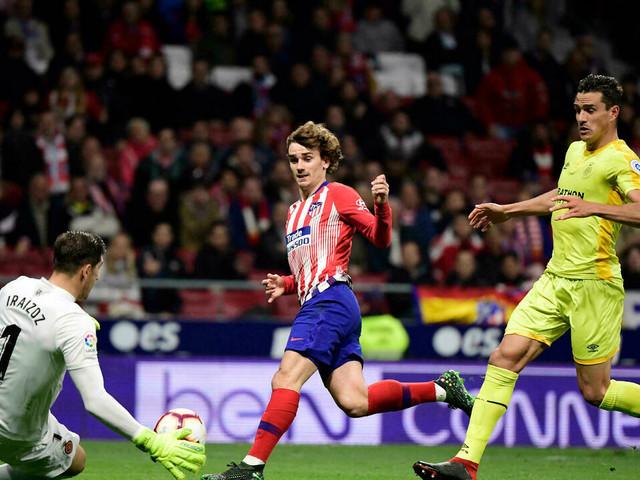Transferts: Griezmann retourne à l'Atlético Madrid, selon L'Equipe