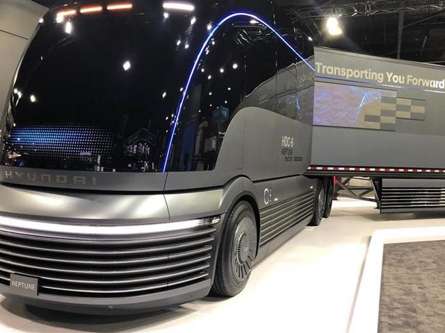 États-Unis : Hyundai y commercialisera son camion à hydrogène d'ici 2023