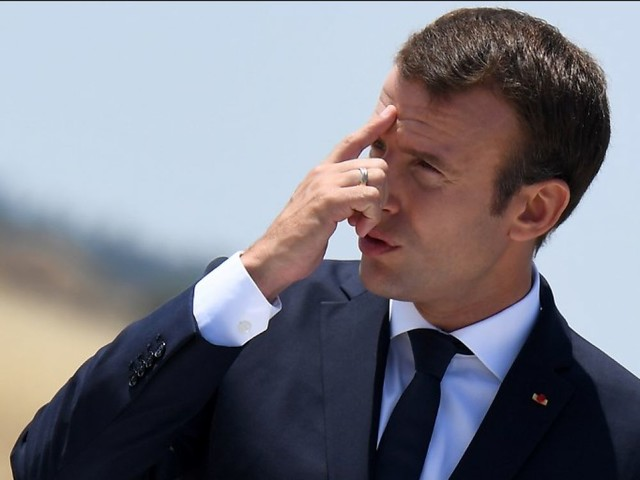 Macron appelle à la désescalade avec la Corée du Nord