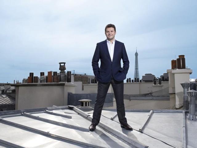 Guillaume Musso, auteur le plus lu de France, sort ce mardi son dernier roman