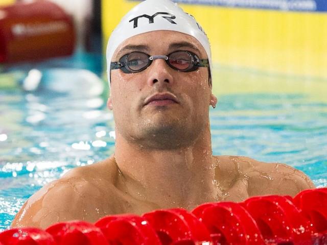 Florent Manaudou décroche l'argent aux championnats d'Europe de natation, 8 mois après son retour