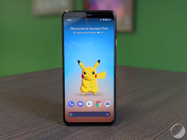 Google Pixel 4 : voici pourquoi l'écran ne reste pas à 90 Hz