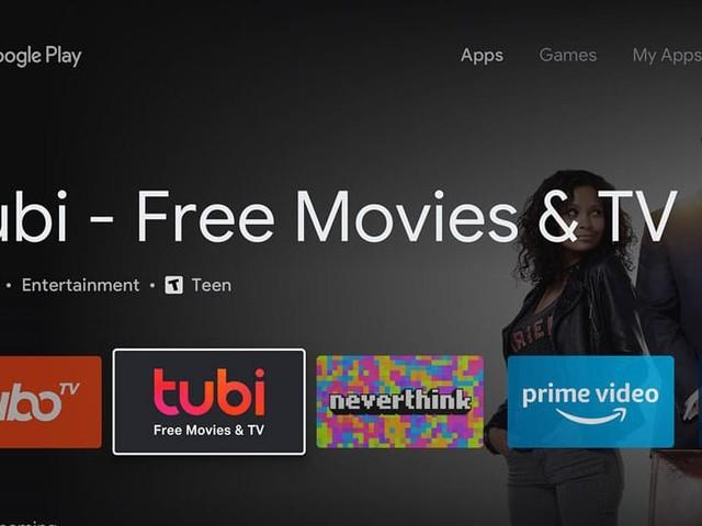 Android TV : le Google Play Store s'offre un tout nouveau design