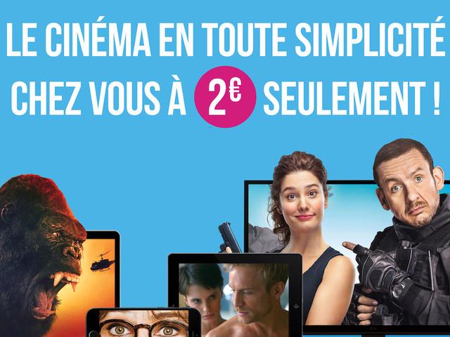 Fête de la VOD : une sélection de films en location à 2 €