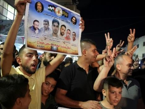 """A Jénine, la """"victoire incomplète"""" des évadés palestiniens"""