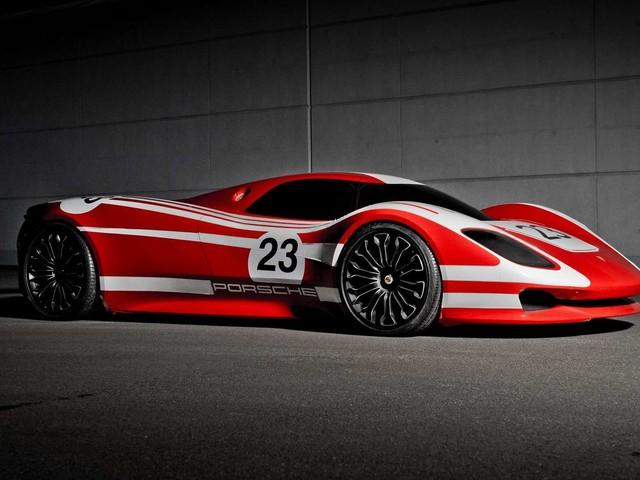 Porsche : sa prochaine supercar électrique sera conçue avec Rimac Automobili