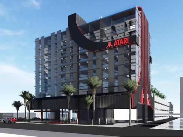 Atari va construire des hôtels dédiés au jeu vidéo et à l'eSport