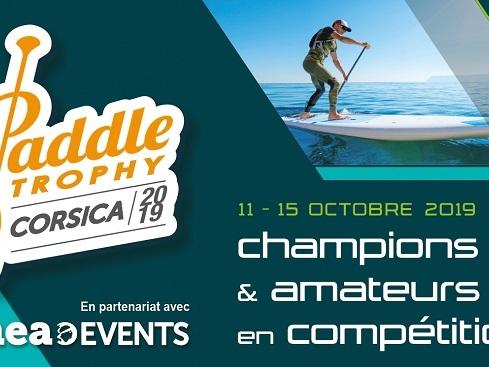 Linea Events organisera le 1er tour de Corse en paddle