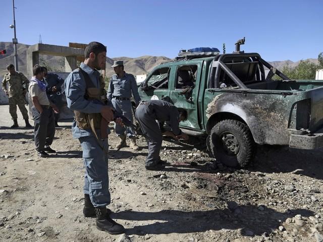 Campagne électrorale en Afghanistan: deux attentats font au moins 48 morts