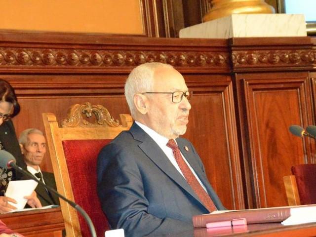 Tunisie-Urgent Rached Ghannouchi élu nouveau président de l'ARP