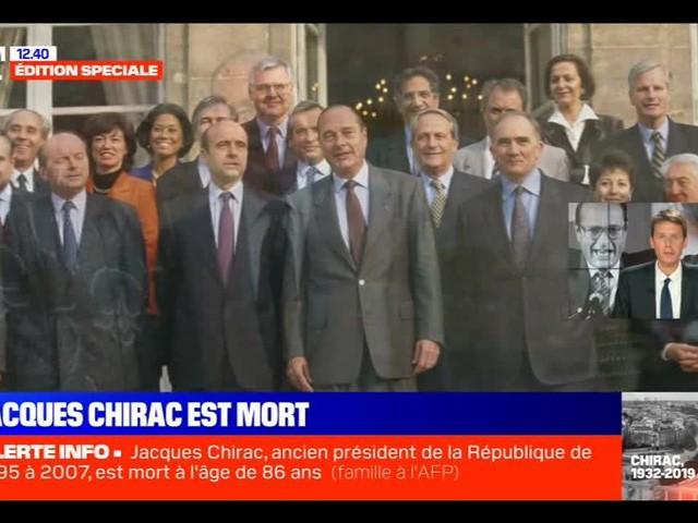 Mort de Jacques Chirac : BFMTV se trompe d'interlocuteur en voulant joindre Anne Hidalgo