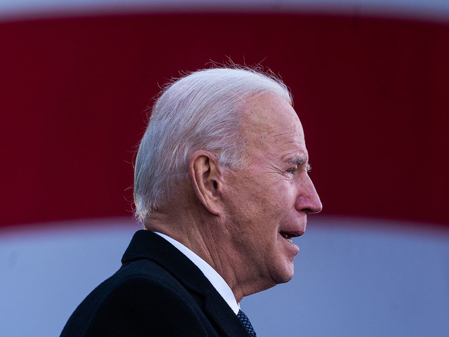 Pour son investiture, Joe Biden cite saint Augustin et sa mère