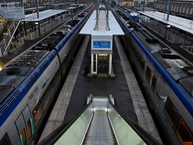 Grève : y aura-t-il des trains pour les vacances de Noël?