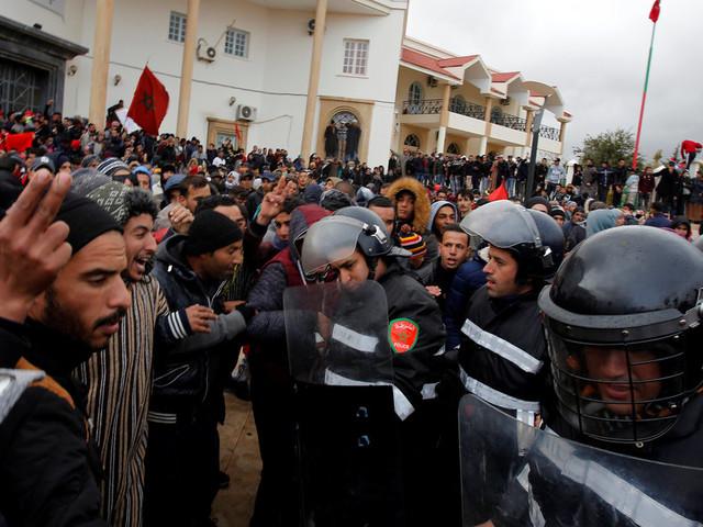 HRW dénonce les répressions à l'encontre des manifestants de Jerada