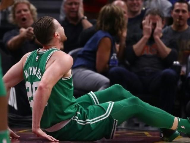 NBA: leveland crucifie Boston, le calvaire d'Hayward