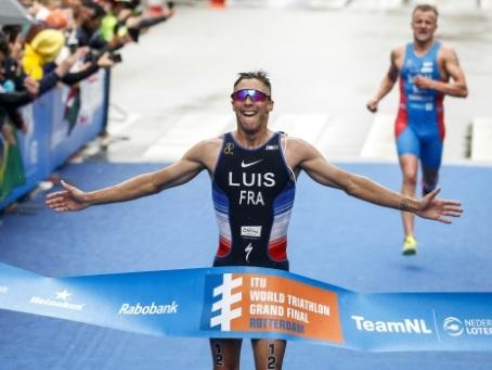 Triathlon: vainqueur à Yokohama, Luis s'affirme en prétendant au titre mondial