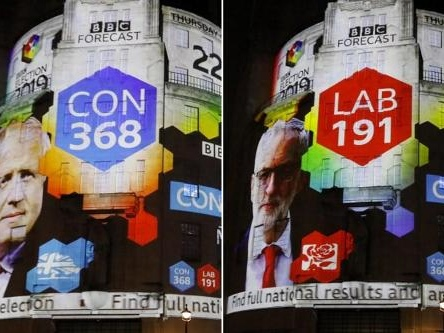 Elections au Royaume-Uni - Vers une victoire écrasante pour Boris Johnson