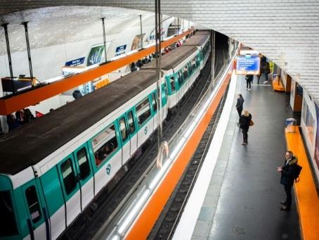 Retraites: trafic SNCF quasi normal, très nette amélioration à la RATP