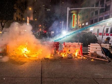 Hong Kong prêt à voler la vedette lors de l'anniversaire du régime chinois