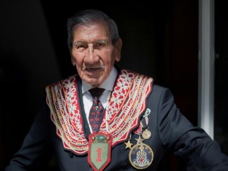 Charles Shay, l'Amérindien qui sauvait des vies sous les feux du D Day