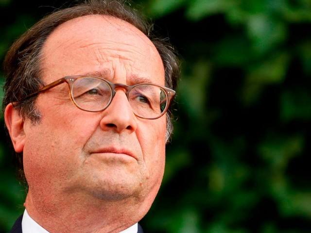François Hollande: «Instaurer un véritable régime présidentiel, avec un Parlement plus fort»
