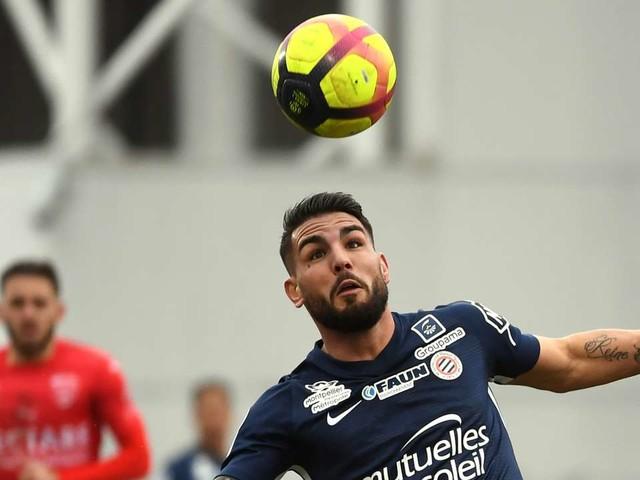 Première sélection et premier but pour Andy Delort avec l'Algérie en préparation à la CAN 2019