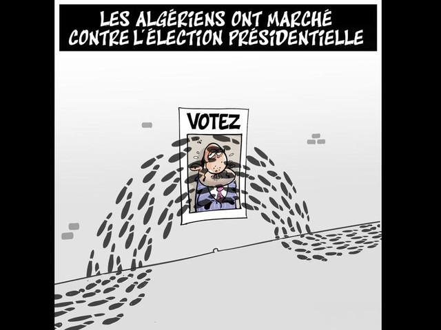 En Algérie, rien n'arrêtera le changement
