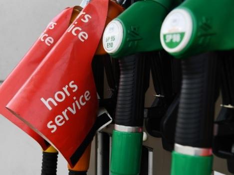 """Carburants: """"pas de risque de pénurie"""", selon le ministre Christophe Castaner"""