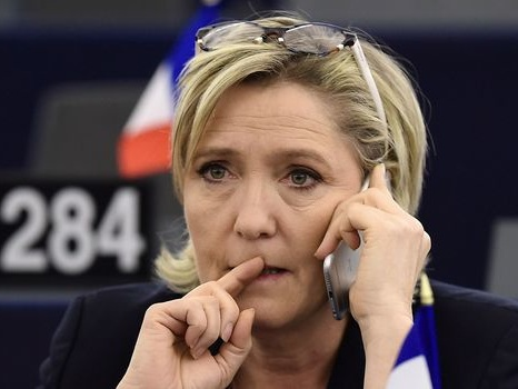 Assistants d'eurodéputés FN: la justice retient 2 millions d'euros