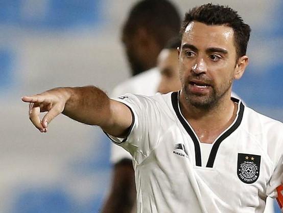 Foot - C1 Asie - Ligue des champions asiatique : buteur, Xavi guide Al-Sadd vers une qualification