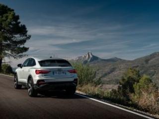 Essai Audi Q3 Sportback: la forme et la fonction