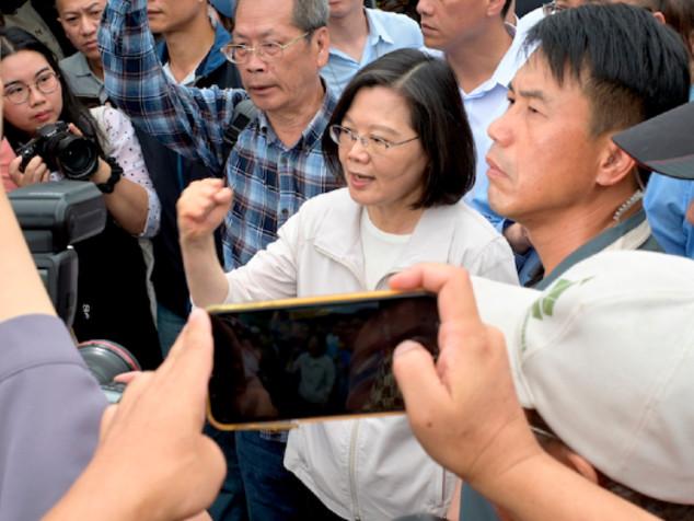 """Hong Kong en crise : à Taïwan, """"le sentiment d'être les prochains sur la liste"""" de Pékin"""