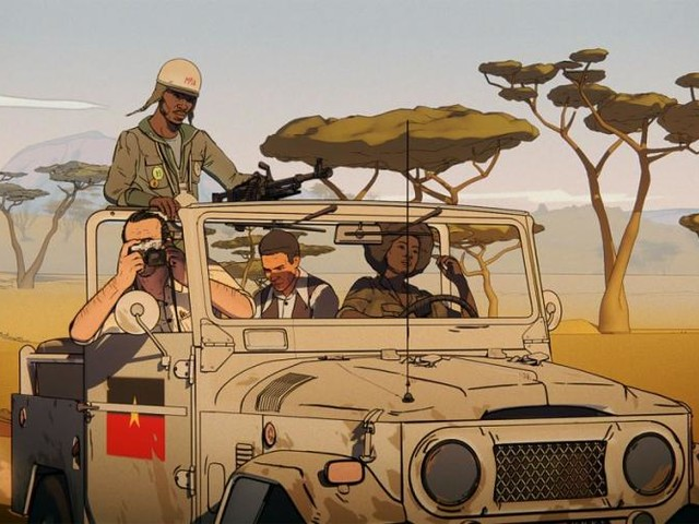 """""""Another Day of Life"""": la guerre civile angolaise de 1975 en dessin animé (vidéo)"""