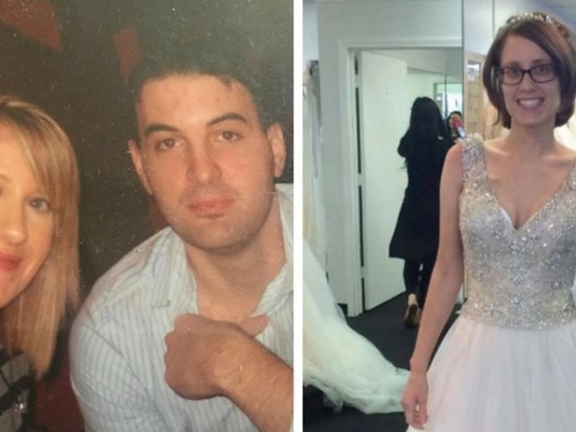 Il ne l'avait jamais vue en robe de mariée, il découvre une photo une semaine après sa mort