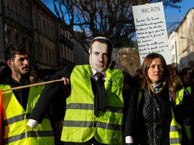 «Le rejet, pour ne pas dire la haine, que suscite Macron est une donnée fondamentale du conflit»