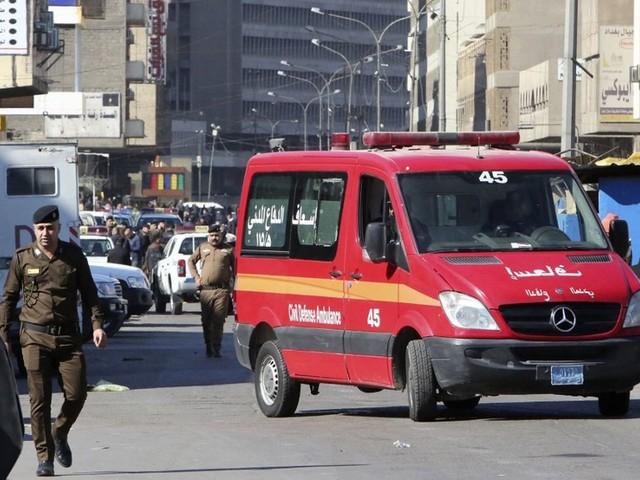 Irak : un double attentat suicide dans le centre de Bagdad fait plus de 20 morts