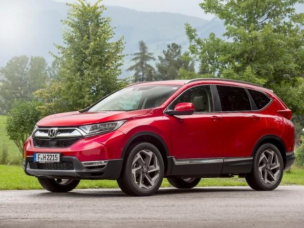 Nouveau Honda CR-V: prix à partir de 29790€