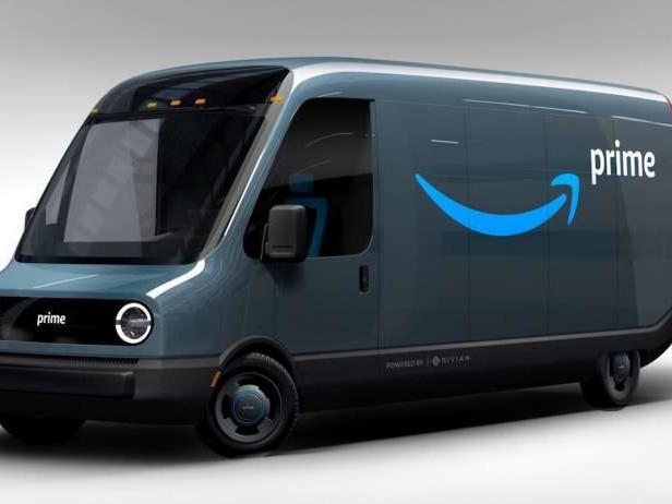 Amazon commande 100 000 vans électriques !
