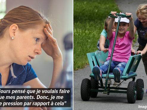"""Le burn-out parental ne cesse d'augmenter: """"Je rêve de pouvoir prendre une semaine de vacances seule, sans enfant"""""""